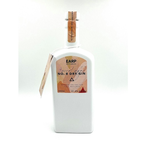 Earp Barrel Aged no.8 Dry Gin 500ml