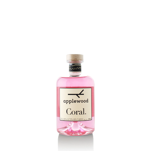 Applewood Coral Gin 500ml
