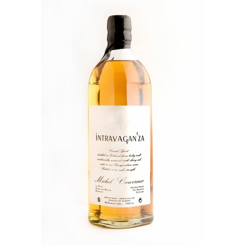 Michel Couvreur Intravaganza Single Malt Whisky 700ml