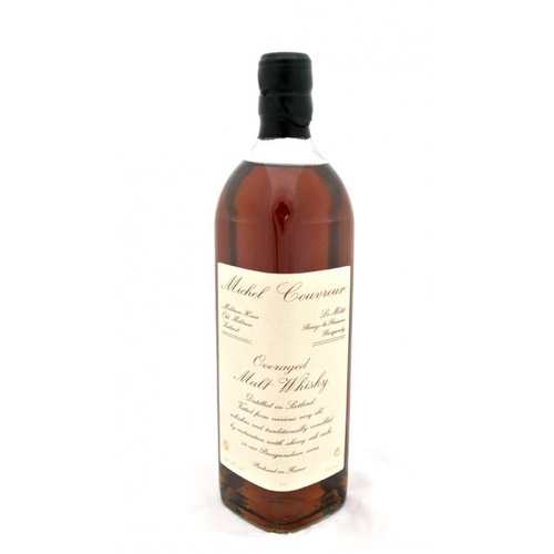 Michel Couvreur Overaged Single Malt Whisky 700ml
