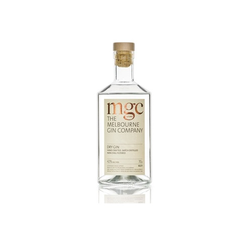 Melbourne Gin Company Dry Gin 700ml
