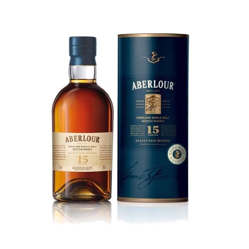Aberlour 15yo Highland Single Malt Scotch Whisky 700ml