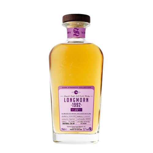 Longmorn 23yo 1992  Single Malt Scotch Whisky 700ml