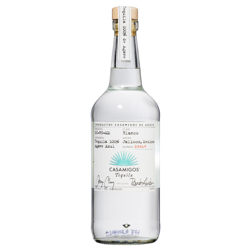 Casamigos Blanco Tequila 100% Agave 750ml