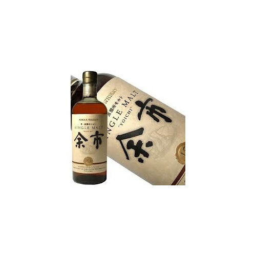 Nikka Yoichi 15yo Single Malt Japanese Whisky 700ml