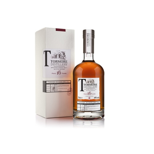 Tormore 16yo Single Malt Scotch Whisky 700ml