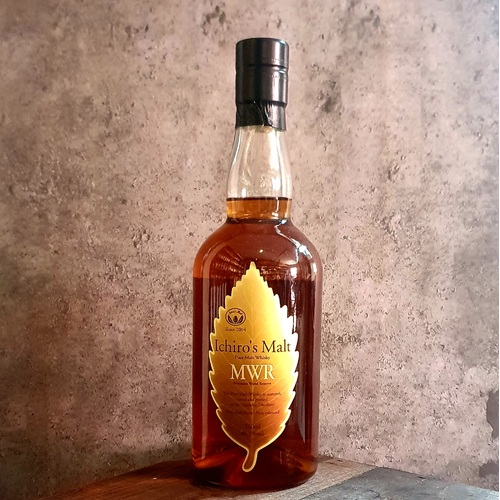 Ichiros Malt Mizunara Wood Reserve Japanese Single Malt Whisky 700ml