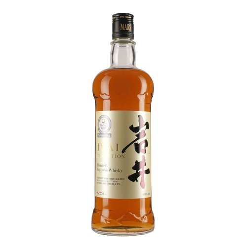 Mars Iwai Tradition Blended Japanese Whisky 700ml