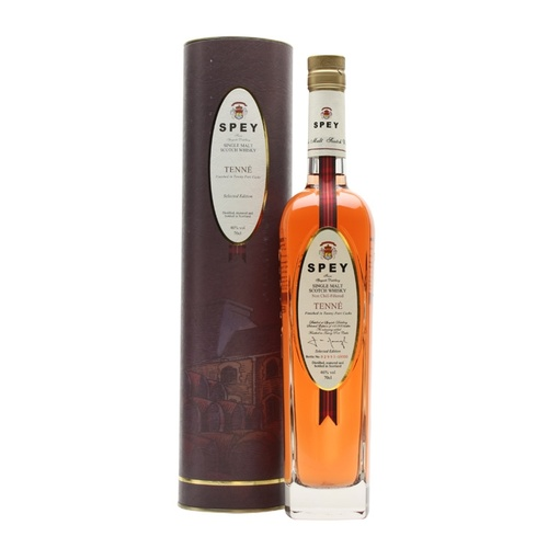 Spey Tenne Single Malt Scotch Whisky 700ml