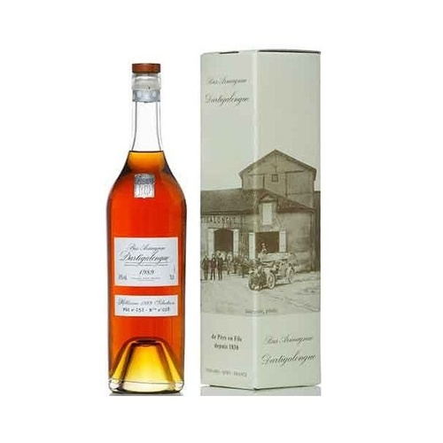 Bas Armagnac Dartigalongue 1989 25yo 700ml