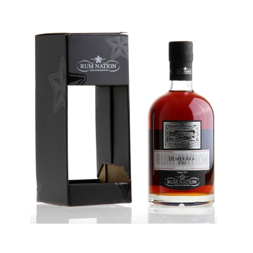 Rum Nation Demerara Solera 14 Guyana Rum 700ml