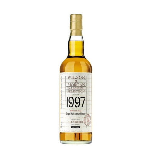 Glen Keith 14yo 1997 Single Malt Scotch Whisky 700ml