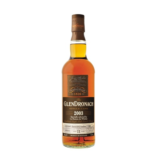 Glendronach 11yo 2003 Single Malt Scotch Whisky 700ml
