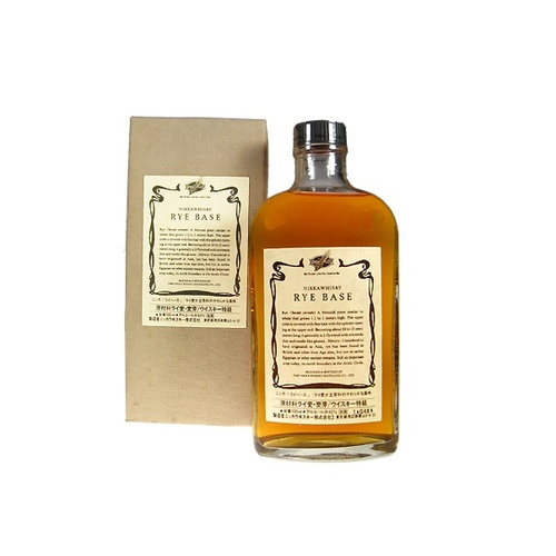 Nikka Rye Base Japanese Blended Whisky 500ml