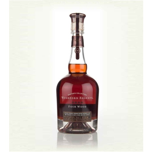 Woodford Reserve Master's Collection Four Wood Whiskey - 700ml