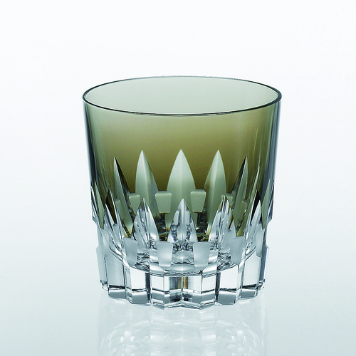 Kagami Japanese Crystal Glass T394-312-BLK