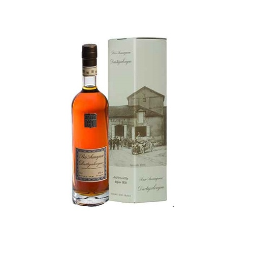Dartigalongue Armagnac 1974 40yo 500ml