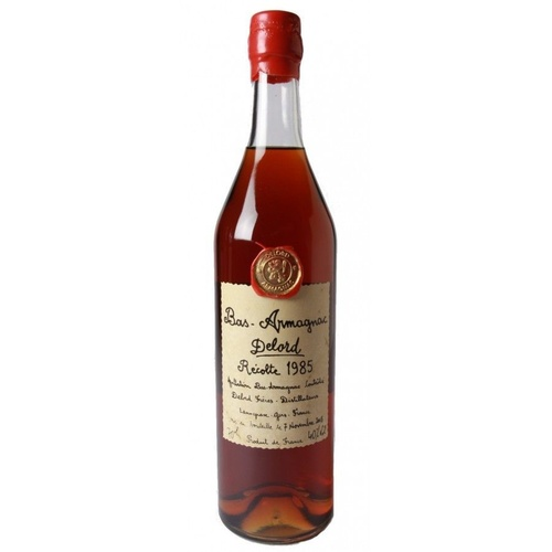 Delord Bas Armagnac 1985 from France 700ml