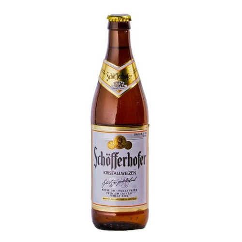 Schofferhofer Kristalweizen 6 Pack