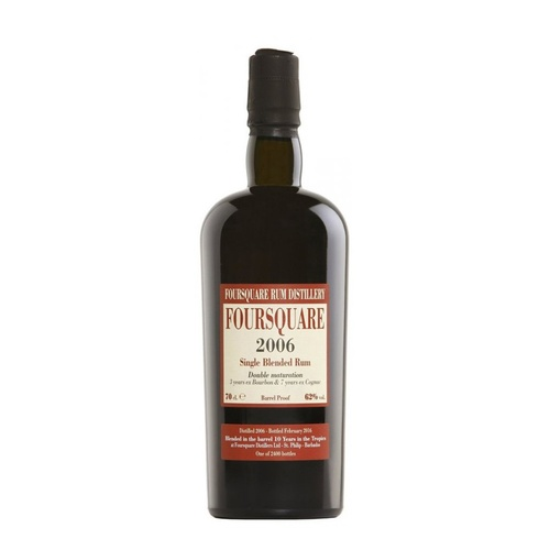 Foursquare 2006 Double Matured Barbados Rum 700ml
