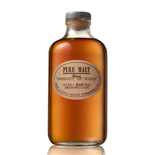 Nikka Pure Malt Black Label 50ml Sample