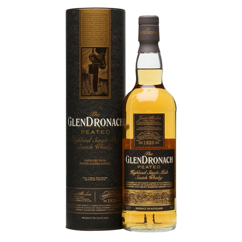 Glendronach Peated Single Malt Scotch Whisky 700ml