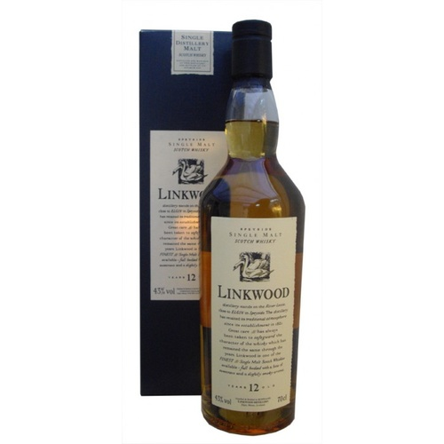 Linkwood Flora & Fauna 12yo Single Malt Scotch Whisky