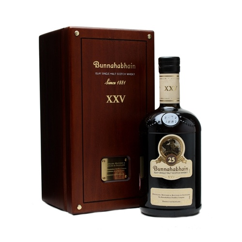 Bunnahabhain 25 YO Single Malt Whisky 700ml
