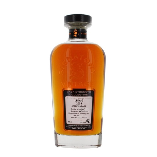 Ledaig 11yo 2005 Island Single Malt Scotch Whisky 700ml