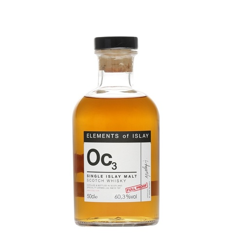 Elements of Islay Oc 3 Islay Single Malt Whisky - 500ml