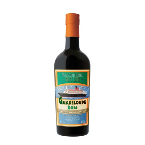Trans Continental Rum Line Guadalupe 2014 30ml