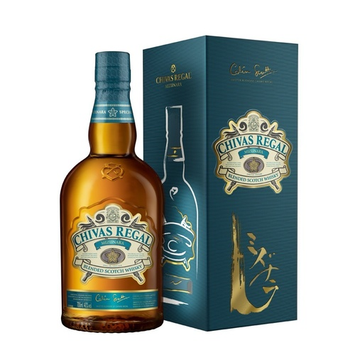 Chivas Regal Mizunara Blended Scotch Whisky 50ml