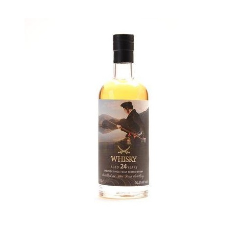Glen Keith 24yo 1993 Single Malt Scotch Whisky 30ml Sample - Sansibar