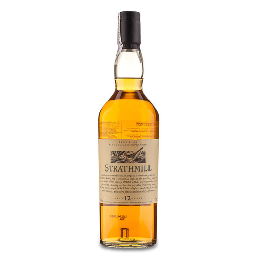 Strathmill 12yo Flora and Fauna Single Malt Scotch Whisky 30ml