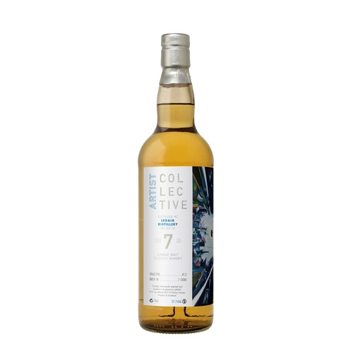 Ledaig 7yo 2010 Artist Collective - 700ml, LMDW