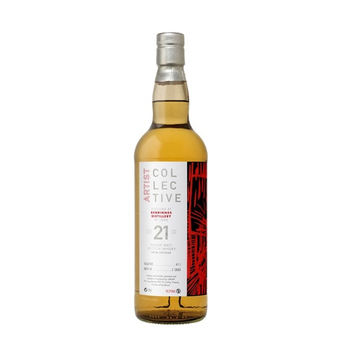 Benrinnes 22yo 1995 Artist Collective - 700ml, LMDW