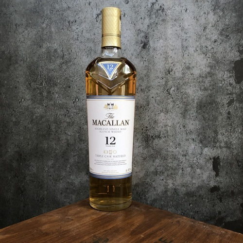 The Macallan 12yo Fine Oak Single Malt Scotch Whisky 750ml