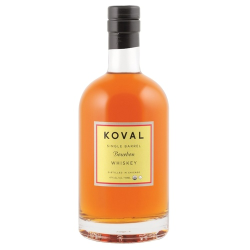 Koval Bourbon Whiskey 500ml