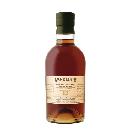 Aberlour 13yo First Fill Sherry Single Malt Scotch Whisky 700ml