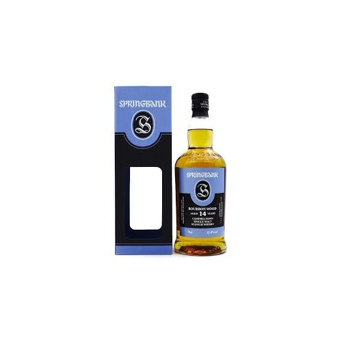 Springbank 14yo Bourbon Wood Cask Strength