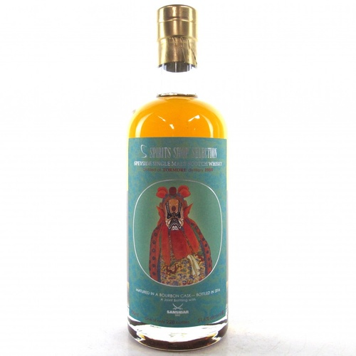Tormore 28yo 1988 Single Malt Scotch Whisky 700ml - Sansibar