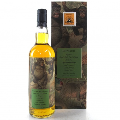 Clynelish 20yo 1997 Single Malt Scotch Whisky 700ml - ALOS