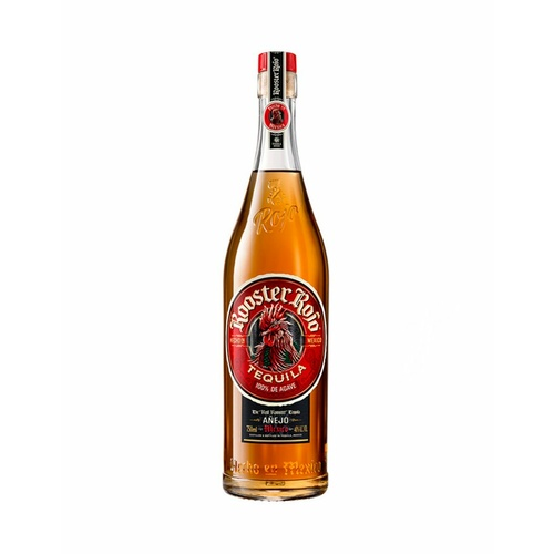 Rooster Rojo Anejo Tequila 700ml