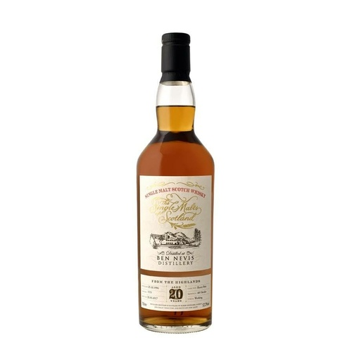 Ben Nevis 20 years 1996 Highland Single Malt Scotch Whisky 700ml