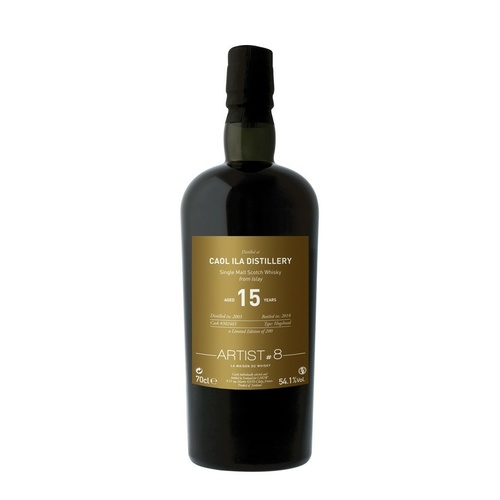 Caol Ila Aged 15 Years 2003 Single Malt Scotch Whisky 700ml