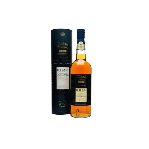 Oban 15yo Distillers Edition Single Malt Scotch Whisky 700ml