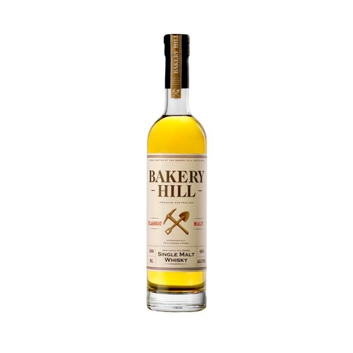 Bakery Hill Classic Malt Single Malt Whisky 500ml