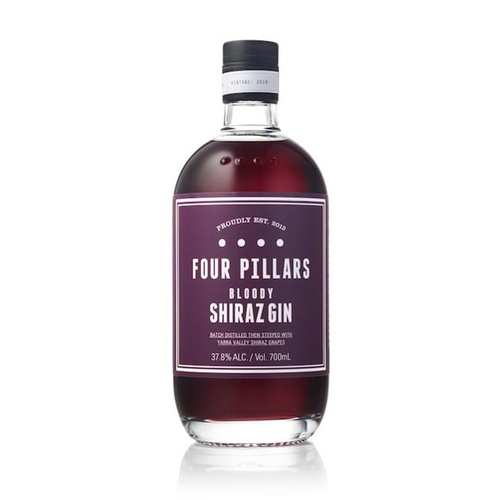 Four Pillars Bloody Shiraz Gin 2019 Vintage 700ml