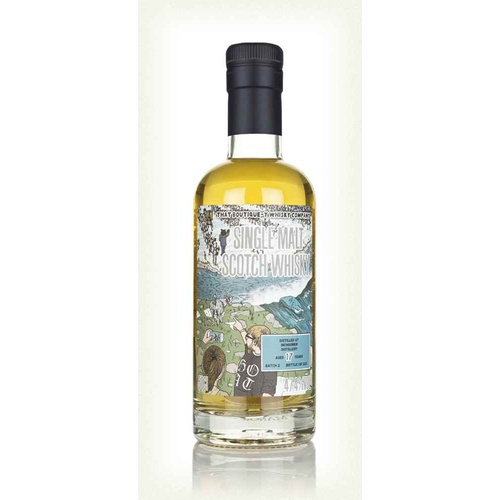 That Boutique-y Whisky Co Inchgower 17 Year Old Batch 2 Single Malt Scotch Whisky 500ml