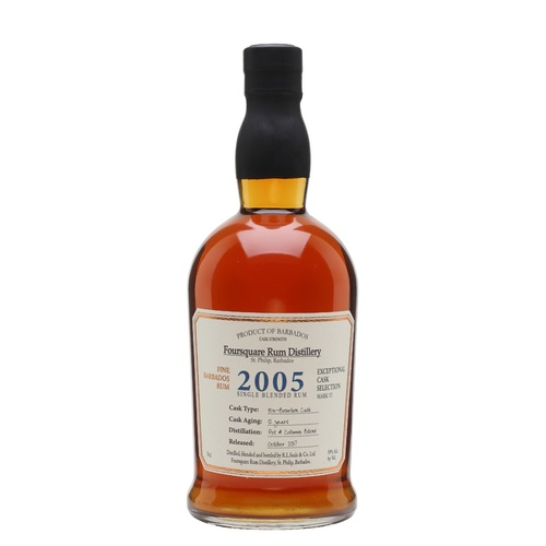 Foursquare 12 Years Old 2005 700ml